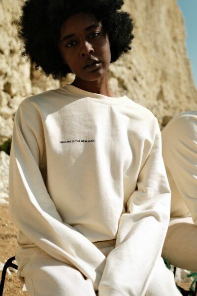 Arctic Organic Bamboo Sweatshirt