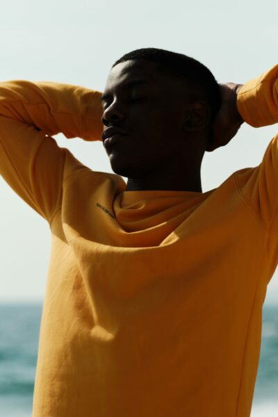 Solar Organic Bamboo Sweatshirt