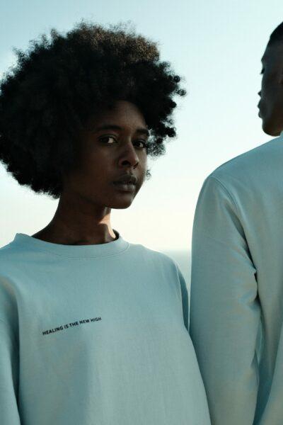 Oceans Organic Bamboo Sweatshirt