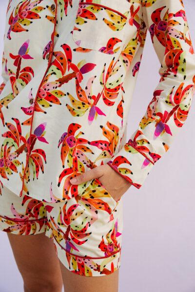 Bananeira shorts set